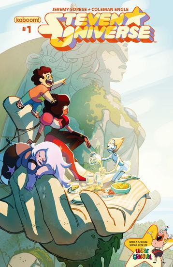 Steven Universe #1 - cover