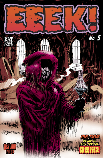 EEEK! #5 (of 10) - cover