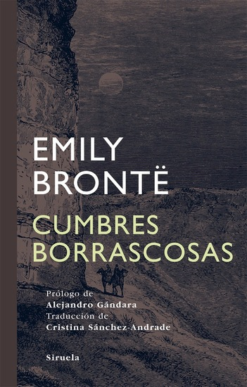 Cumbres Borrascosas - cover