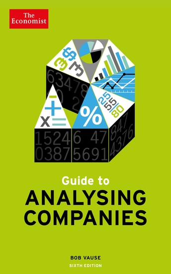 The Economist Guide To Analysing Companies 6th edition - cover