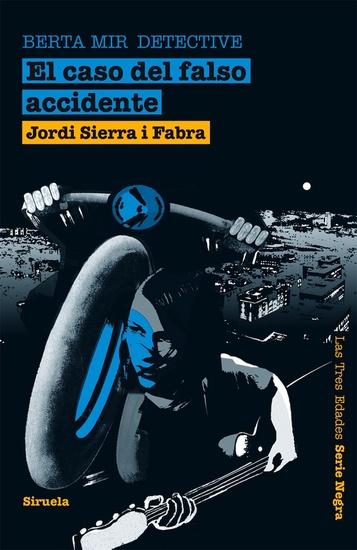 El caso del falso accidente Berta Mir detective - cover
