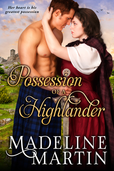 Possession of a Highlander - cover