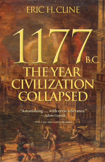 1177 BC: The Year Civilization Collapsed - cover