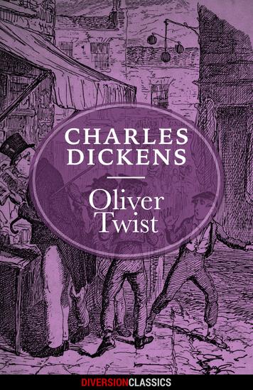Oliver Twist (Diversion Classics) - cover