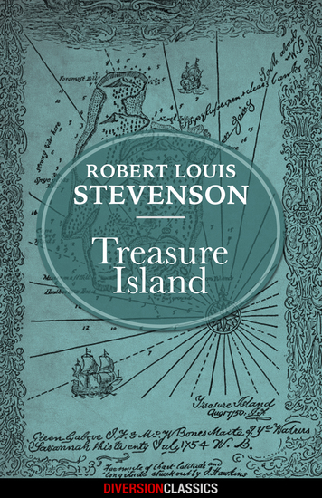 Treasure Island (Diversion Illustrated Classics) - cover