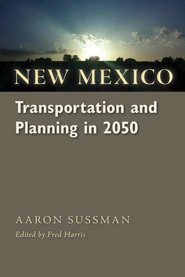 New Mexico Transportation and Planning in 2050 - cover