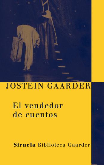 El vendedor de cuentos - cover