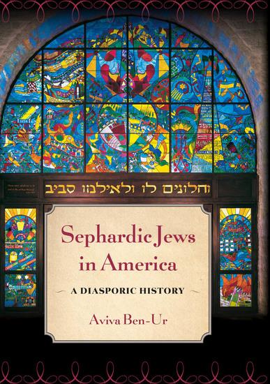 Sephardic Jews in America - A Diasporic History - cover