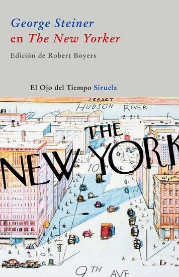 George Steiner en The New Yorker - cover