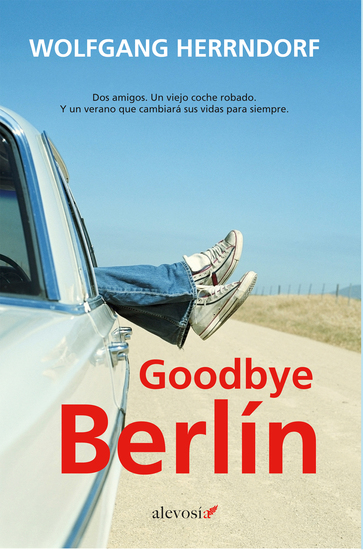 Goodbye Berlín - cover