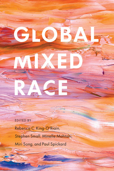 Global Mixed Race - cover