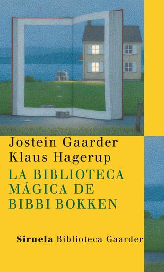 La biblioteca mágica de Bibbi Bokken - cover