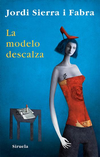 La modelo descalza - cover
