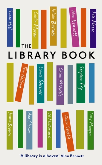 The Library Book - cover
