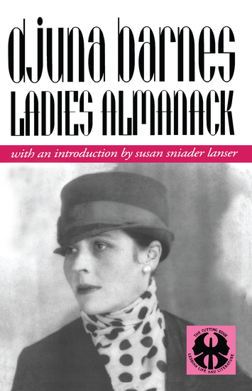 Ladies Almanack - cover