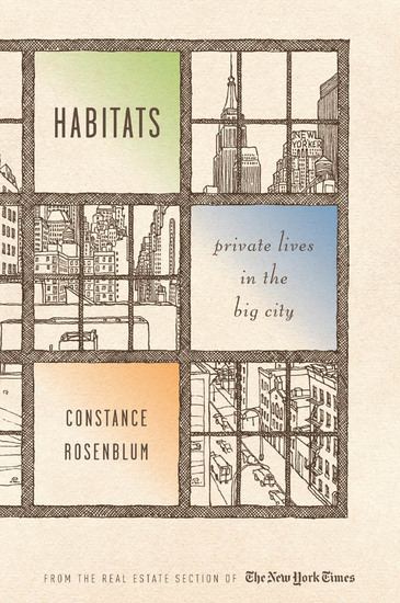 Habitats - Private Lives in the Big City - cover
