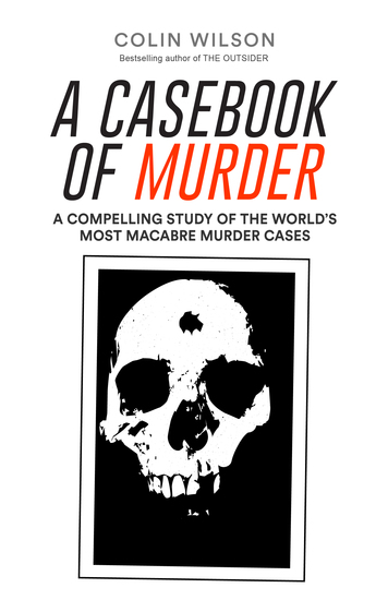 A Casebook of Murder - cover