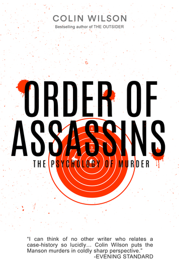 Order of Assassins - The Psychology of Murder - cover