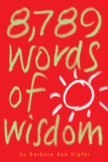 8789 Words of Wisdom - cover