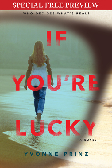 If You're Lucky - Special Preview - The First 6 Chapters plus Bonus Material - cover