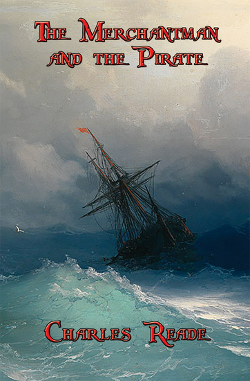 The Merchantman and the Pirate - cover