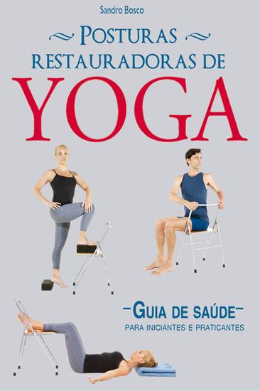 Posturas restauradoras de yoga - cover
