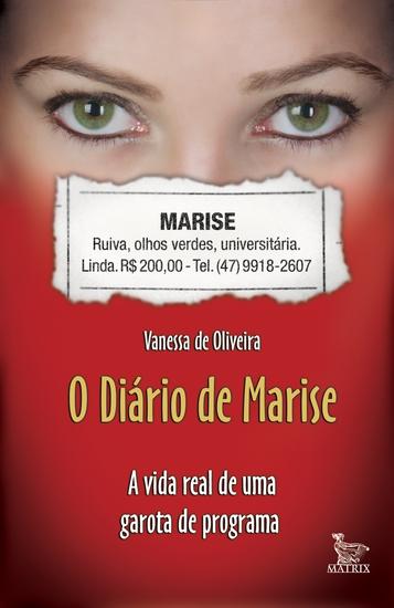 O Diário de Marise - cover
