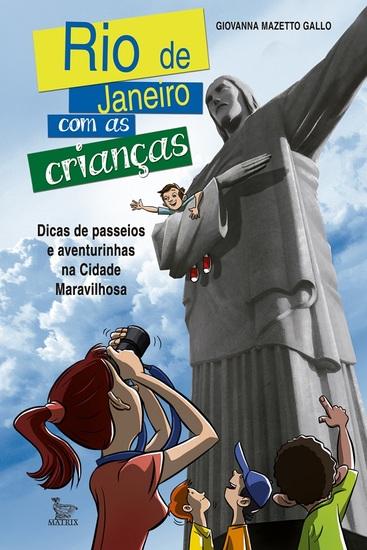 Rio de Janeiro com as crianças - cover