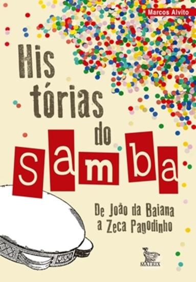 Histórias do Samba - cover