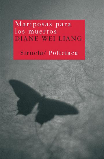 Mariposas para los muertos - cover