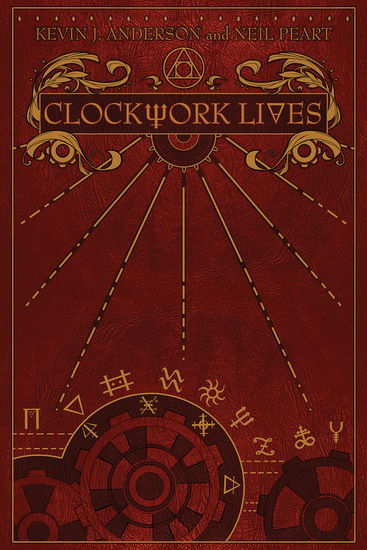 Clockwork Lives - cover