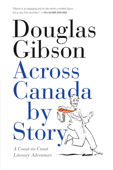 Across Canada by Story - A Coast-to-Coast Literary Adventure - cover