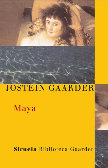 Maya - cover
