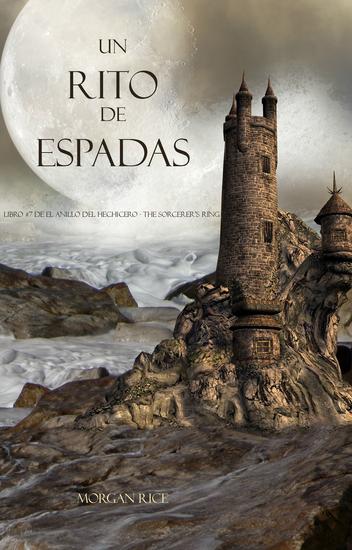 Un Rito De Espadas Libro #7 De El Anillo Del Hechicero - cover