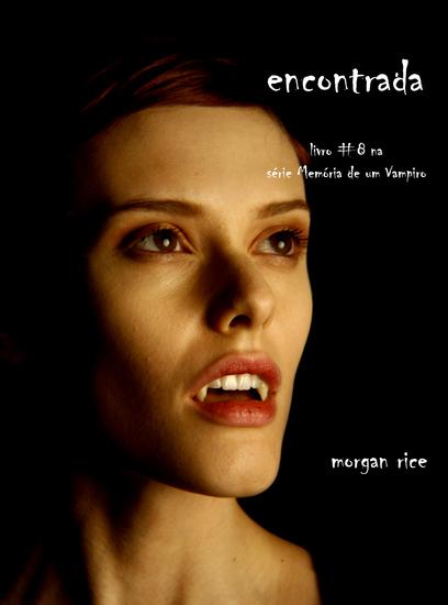 Encontrada (Livro 8 Da Série Diários De Um Vampiro) - cover