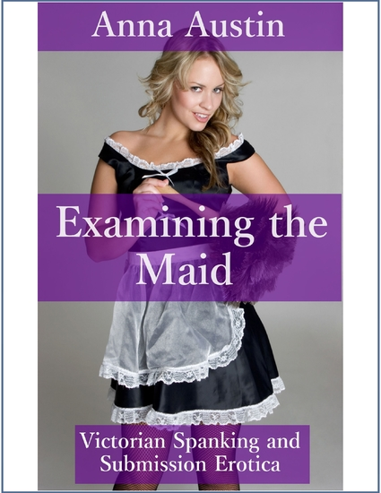 Examining The Maid - cover
