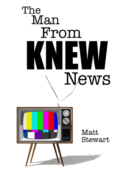 The Man from Knew News - cover