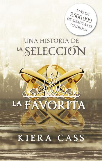 La favorita - Un cuento de La Selección - cover