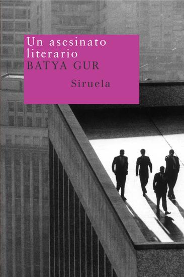 Un asesinato literario - Un caso crítico - cover