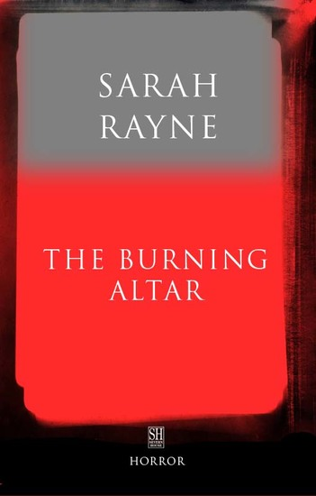 Burning Altar - cover