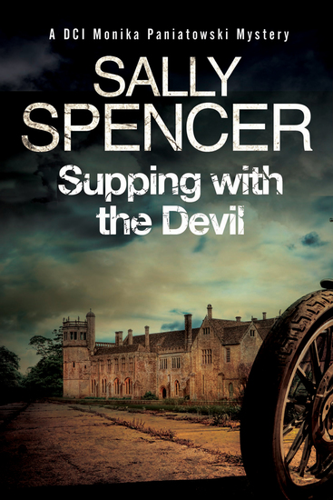 Supping with the Devil - A British police procedural - cover