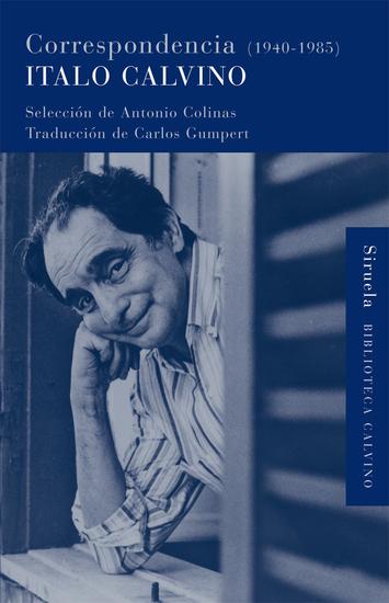 Correspondencia (1940-1985) - cover