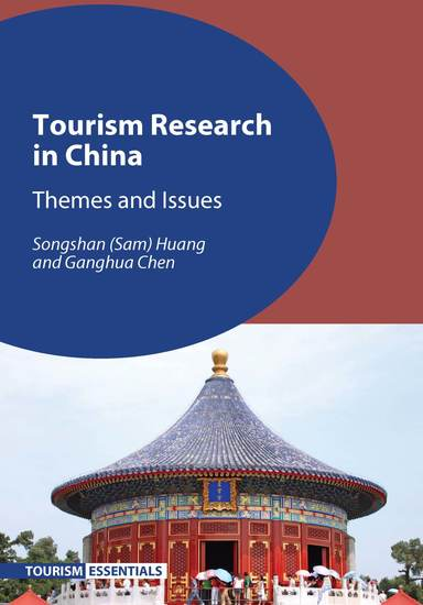 Tourism Research in China - Themes and Issues - cover