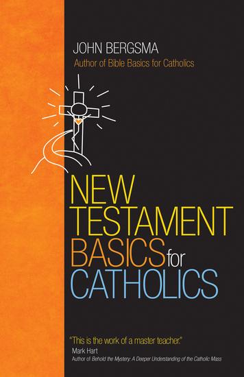 New Testament Basics for Catholics - cover