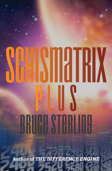 Schismatrix Plus - cover