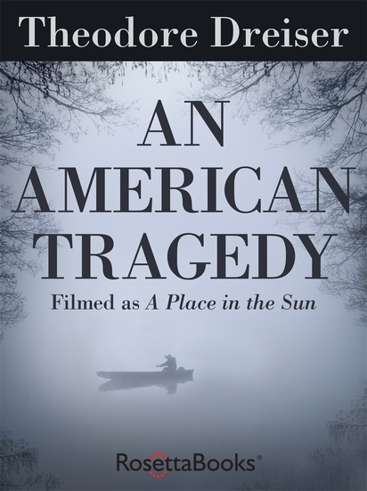 An American Tragedy - cover