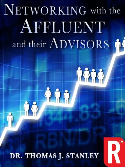 Networking with the Affluent and their Advisors - cover