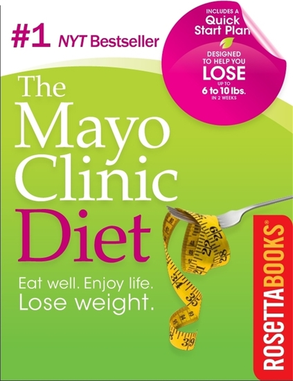 Mayo Clinic Diet - cover