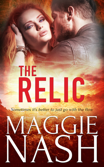 The Relic - cover