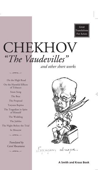 Chekhov: The Vaudevilles - cover